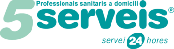 logo 5 Serveis Assistència Sanitària a Domicili