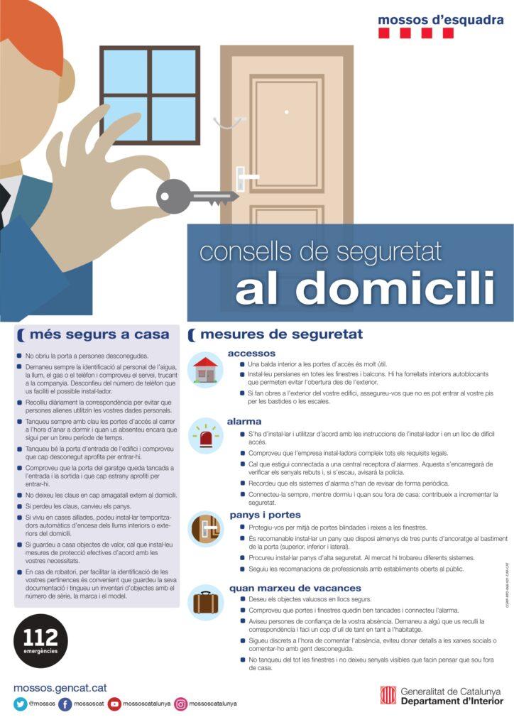 Consells Seguretat al domicili - Blog 5Serveis