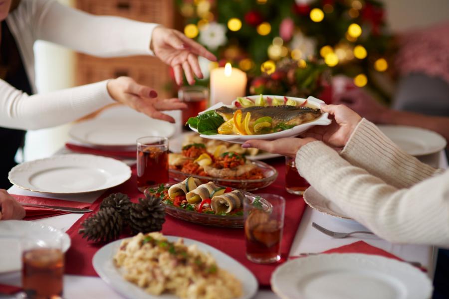 Recomenacions nutricionals per les Festes de Nadal
