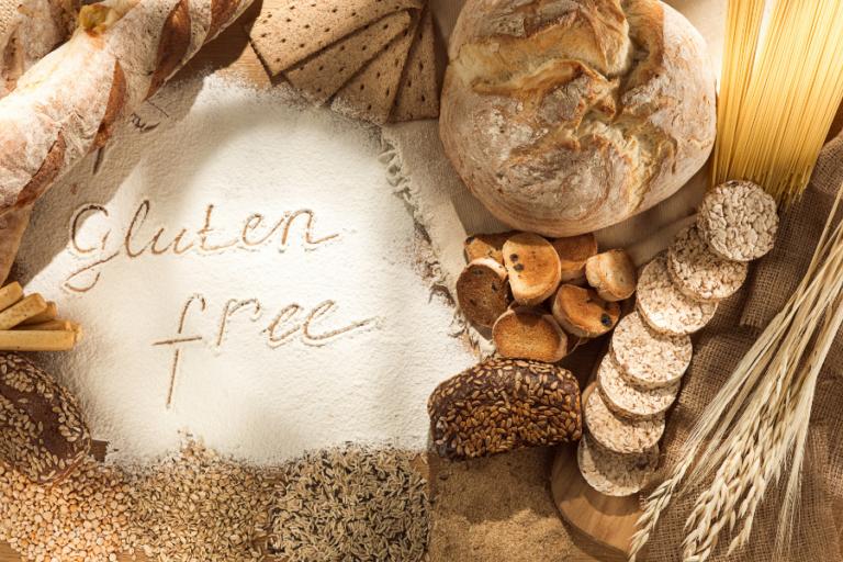 Nutrición para la intolerancia al gluten para Celíacos