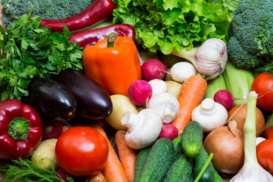 ¿Por qué comer verduras y hortalizas?