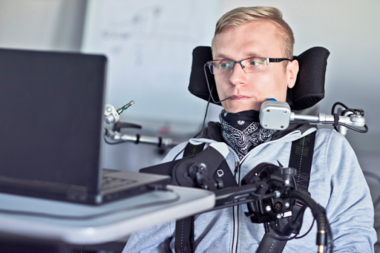 Trabajo desde la Fisioterapia en la Esclerosis Lateral Amiotrófica