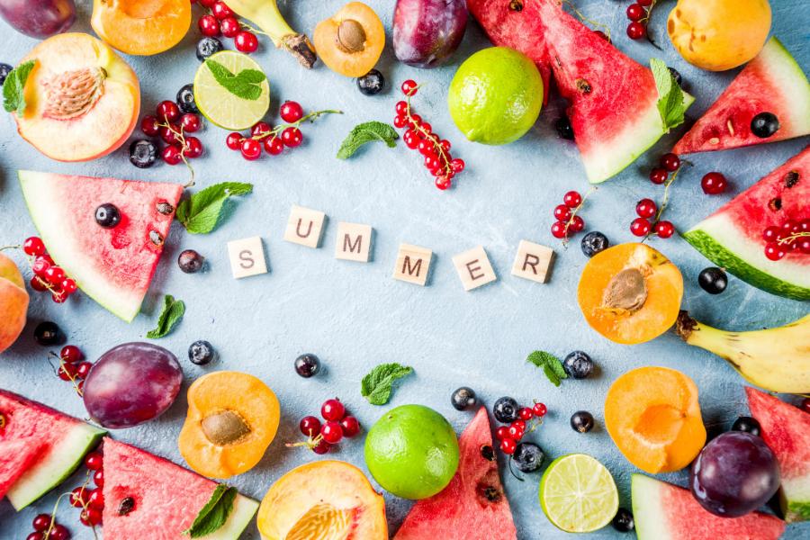 Consejos de nutrición para el verano- Blog 5 Serveis