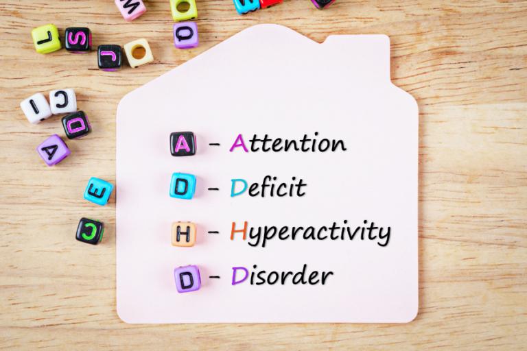 Fisioterapia para personas con TDAH