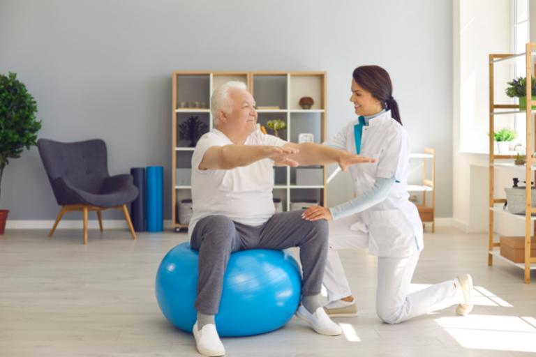 Fisioterapia para mayores y dependientes - Blog 5 Serveis
